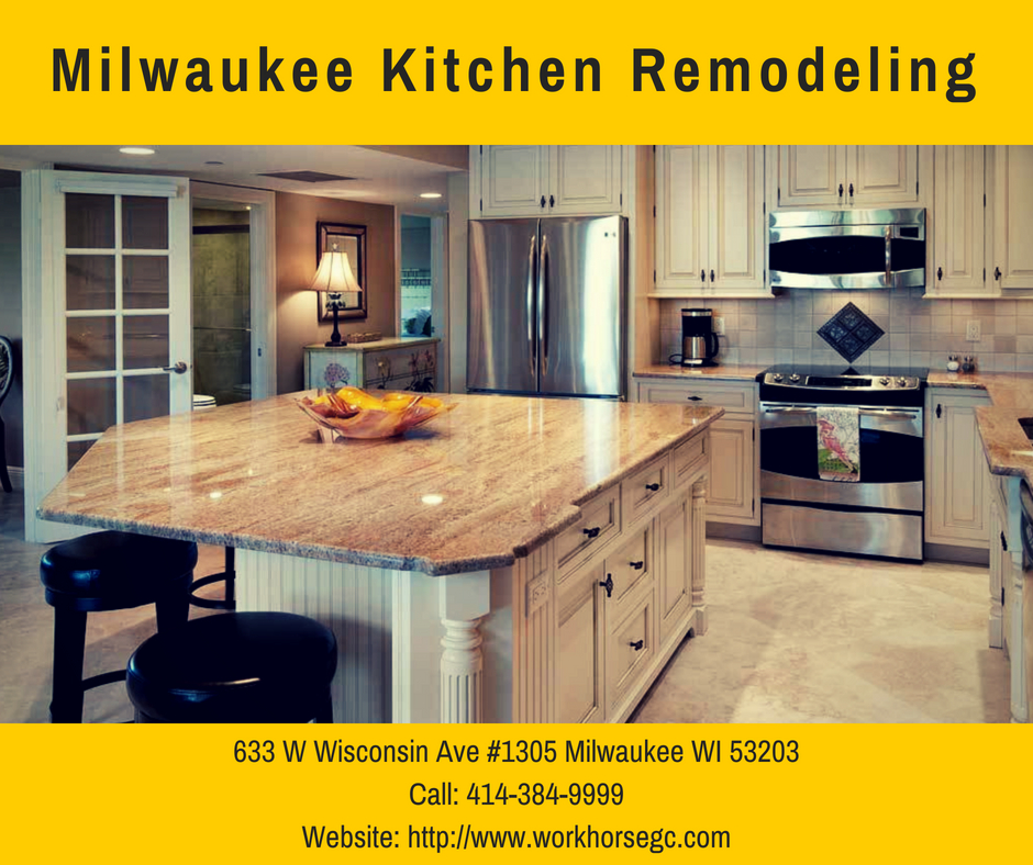 Hiring General Contractor Milwaukee WI For Kitchen