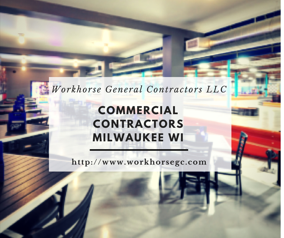 Things To Consider While Hiring Commercial Contractors