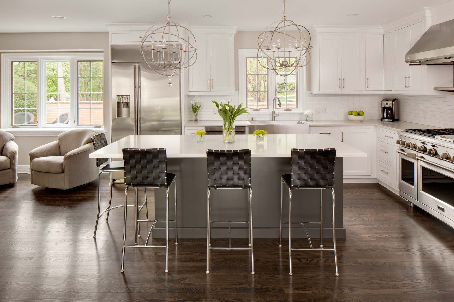 Milwaukee Contractors Will Help You With The Kitchen Updates
